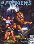 Previews - Tomb Raider Cover