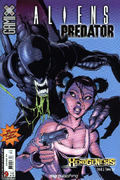 Cover Aliens Predators Xenogenesis No.1