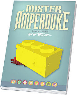 Mr Amperduke: Der LEGO Comic