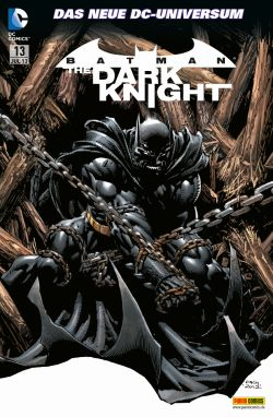 BATMAN THE DARK KNIGHT 13