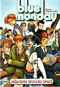 Blue Monday Cover
