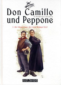 Don Camillo und Peppone als Comic