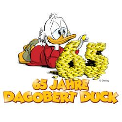 65 Jahre Dagobert Duck! - Happy Birthday, Bertel!
