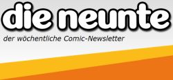 Comic Newsletter title=
