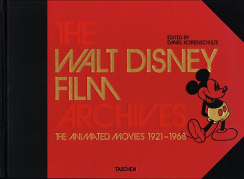 Das Walt Disney Filmarchiv: Die Animationsfilme