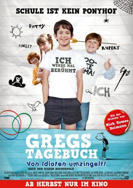 Gregs Tagebuch 2 - Gibt's Proleme?