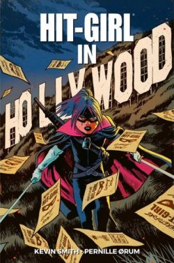 Hit Girl in Hollywood
