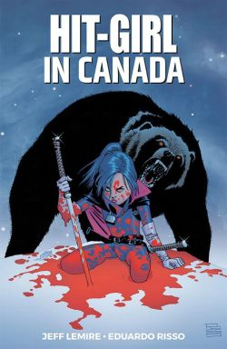 Hit Girl in Kanada