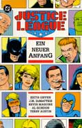 Justice League - Ein neuer Anfang
