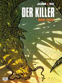 Der Killer, Band 6 - Modus vivendi