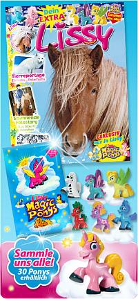 Lissy Magic Ponys