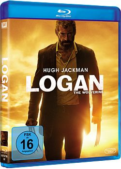 Logan – The Wolverine BluRay