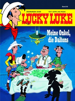 Lucky Luke Band 93