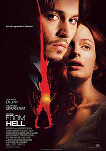 Filmplakat From Hell