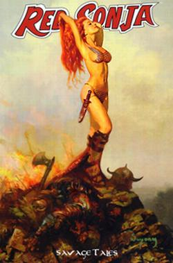Red Sonja Special