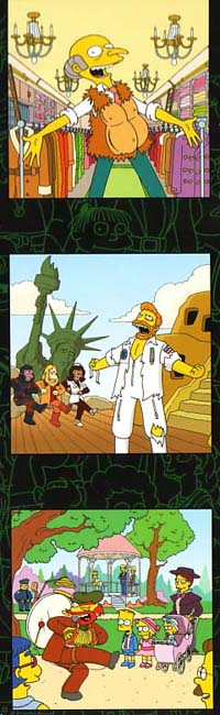 Simpsons Spass-Kalender 2003