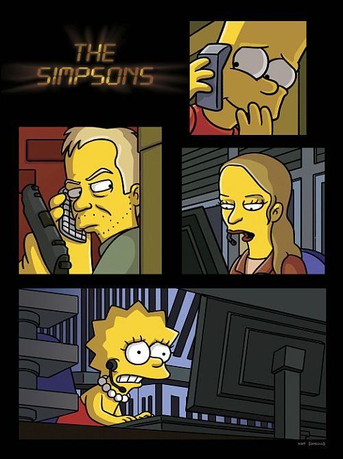 Simpsons Season 18