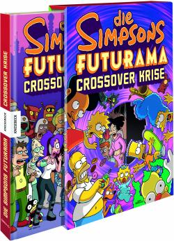 Die Simpsons Futurama Crossover Krise