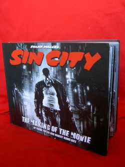 Sin City Making of... Buch