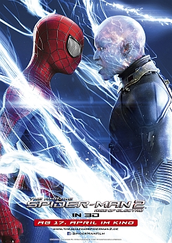 Gewinnspiel THE AMAZING SPIDER-MAN 2: RISE OF ELECTRO