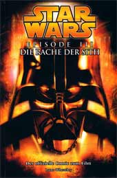 Star Wars Episode III - Das Comic zum Film