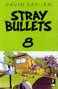 Cover: Stray Bullets 8