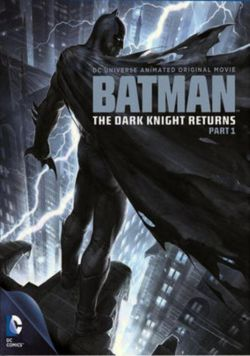 Animationsfilm Batman: The Dark Knight Returns