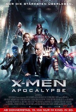 X-Men: Apocalypse Contest